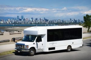 Luxury Transport Shuttle Bus