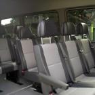 Luxury Transport Passenger Sprinter Van Inside