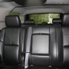 Luxury SUV Inside